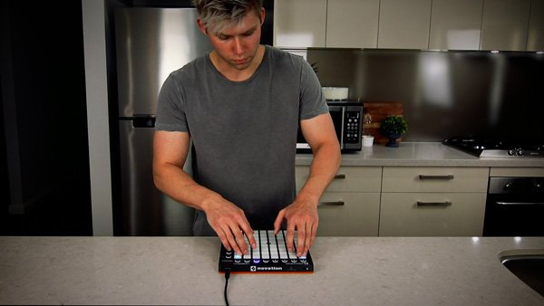 M4SONIC In The Kitchen - DIRTY DISHES Samples