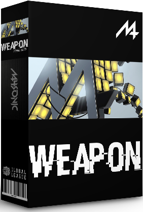 M4SONIC WEAPON Project File & Sample Pack