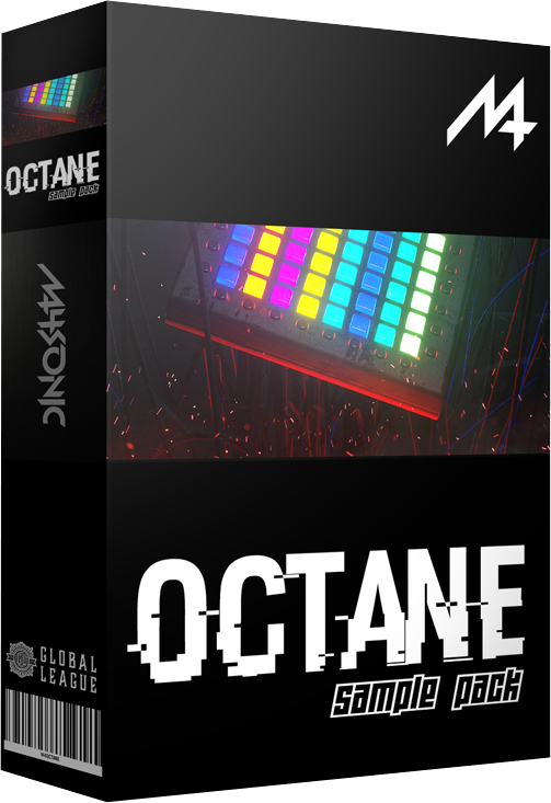 M4SONIC OCTANE Project File & Sample Pack